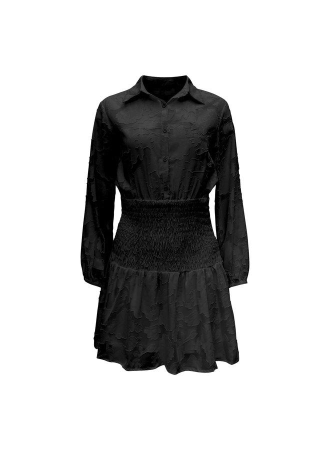 Biba jurk- zwart