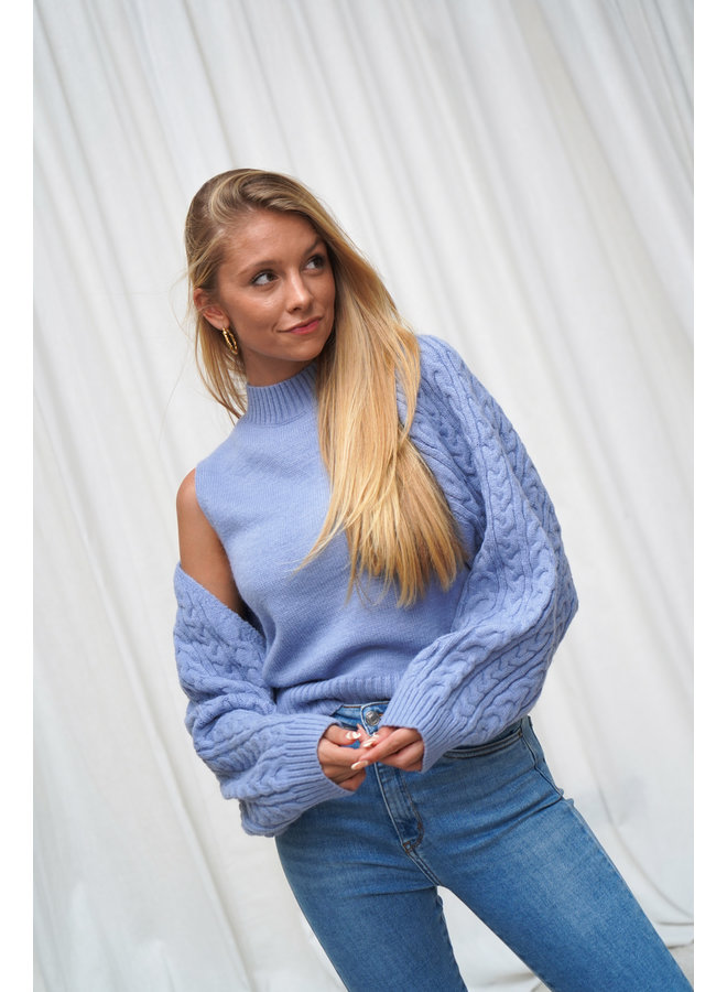 Babs two piece - blauw