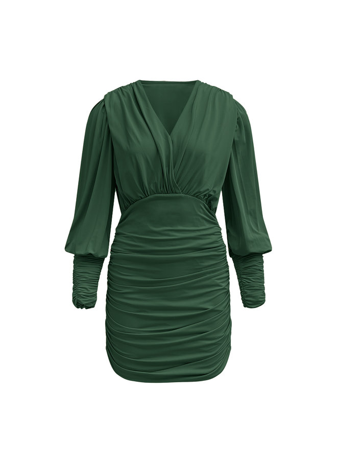 Lucy jurk - groen