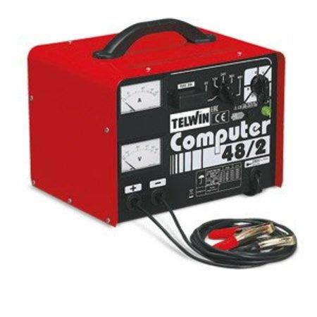 Telwin Acculader Computer 48/2 PROF 230V 6 - 48V