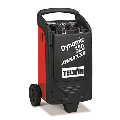 Telwin Acculader/booster Dynamic 520 Start 12-24V