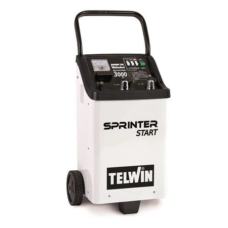 Telwin Acculader/Startbooster Sprinter 3000 Start 12-24V