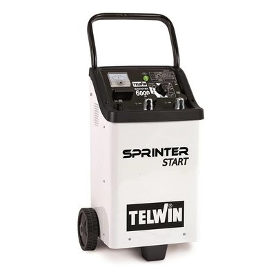 Telwin Acculader/booster Sprinter 6000 Start 12-24V