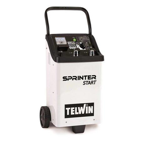 Telwin Acculader/Startbooster Sprinter 6000 Start 12-24V