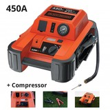 Black & Decker Jumpstarter BDJS450i 12V - 450A