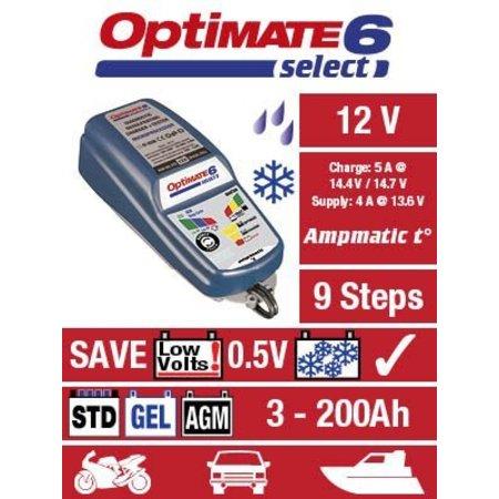 Tecmate Optimate 6 Select