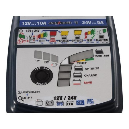 Tecmate Optimate 7 12-24V