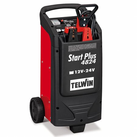 Telwin Start Plus 4824 mobiele startbooster
