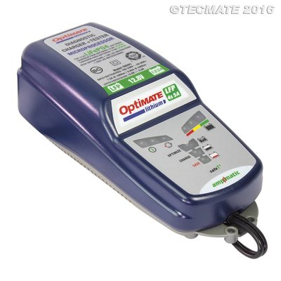 Tecmate Optimate Lithium 5A
