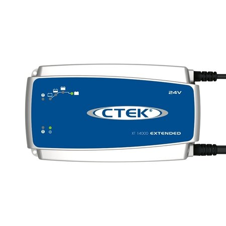 CTEK XT14000 Non Multi (24V / 14A) - Extended Cables