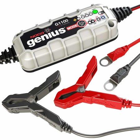Noco Genius G1100 acculader/ druppellader 6V en 12V