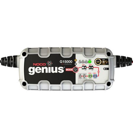 Noco Genius G15000 acculader/ druppellader 12V en 24V