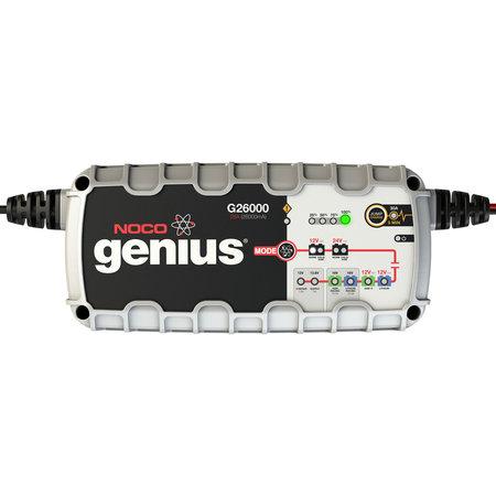 Noco Genius G26000 acculader/ druppellader 12V en 24V