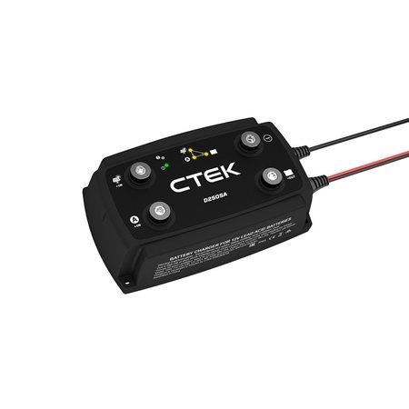 CTEK D250SA DC-DC acculader + Monitor/ Display