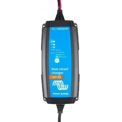 Victron Blue Smart IP65 Acculader 12/5