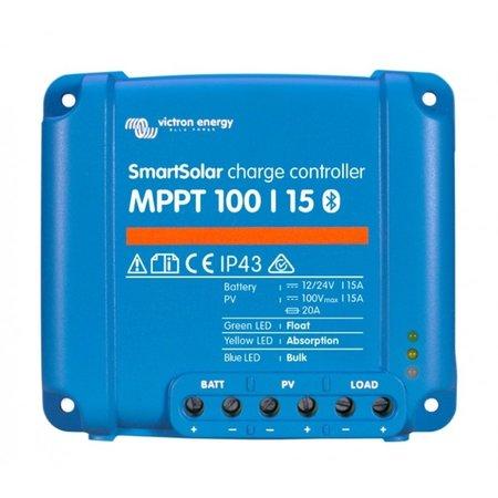 Victron SmartSolar MPPT 100/15 Solar Laadregelaar