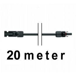 TopSolar kabel 6mm² 20m MC4