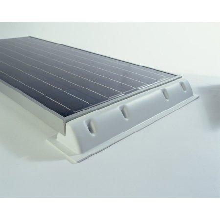 Solara Solar zonnepaneel montage spoilers HS68/W