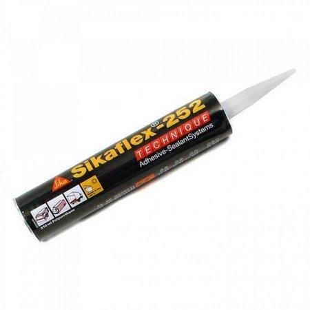 Sika Sikaflex 252 UV-bestendige kit - voor buitentoepassingen