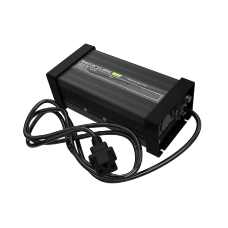 BatteryLabs MegaCharge Gel 48V 5A - C13 Stekker