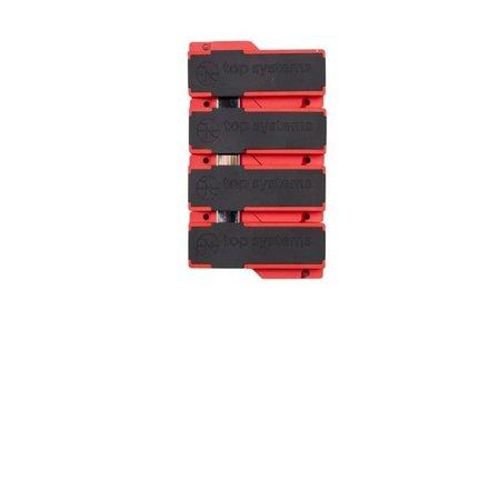 TS Fuse Busbar 20x3x174mm (3) - M8