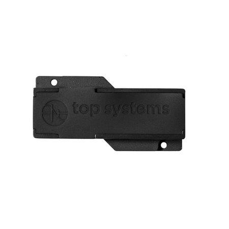 TS Zekering min (-) verdeelrail/ zekeringhouder zwart 500A max.