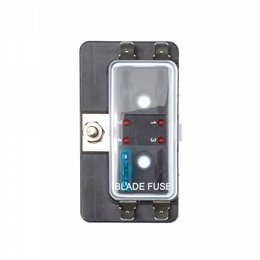 Zekering distributie 4 met led signalering