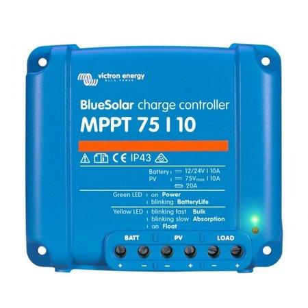 Victron BlueSolar MPPT 75/10 Solar Laadregelaar