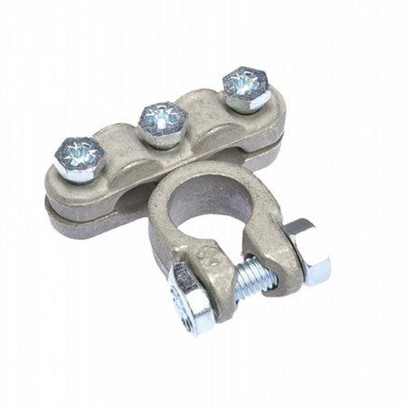 Accupoolklem dubbel 35-95mm² plus (+)