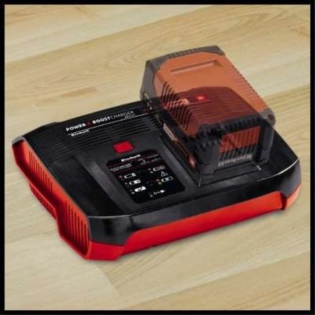 Einhell Power X-Change 18V Power-X-Boostcharger 6A