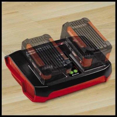 Einhell Power X-Change 18V Duo Acculader/ Snellader