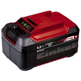 Einhell Power-X-Change accu 18V 5.2Ah Plus