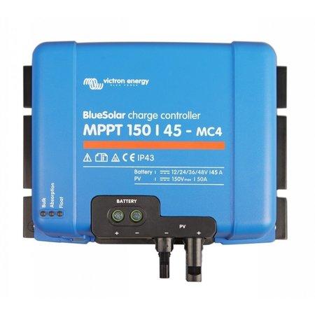 Victron BlueSolar MPPT 150/45 - MC4 Solar Laadregelaar