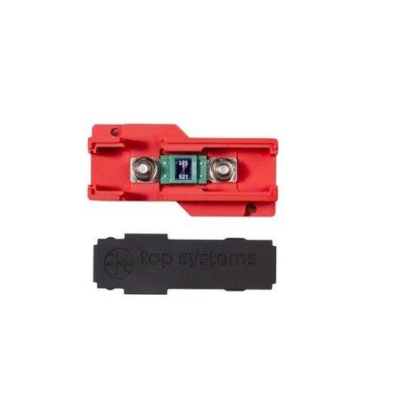 TS Fuse zekeringhouder MEGA (+) rood 12-48V