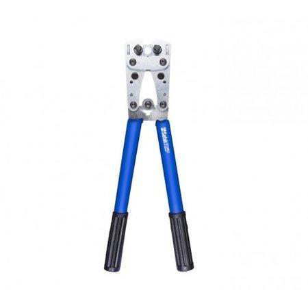 Perskabelschoentang/ Perskabeltang/ Perstang voor kabelogen 6 t/m 50mm²