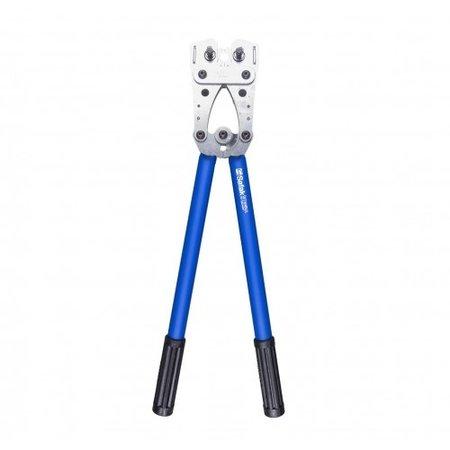 Perskabelschoentang/ Perskabeltang/ Perstang voor kabelogen 10 t/m 120mm²