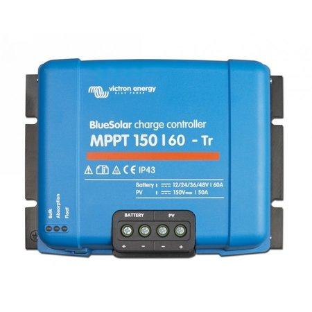 Victron BlueSolar MPPT 150/60 - Tr Solar Laadregelaar