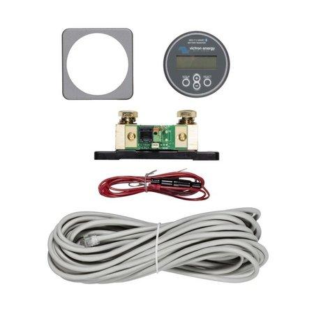 Victron batterij monitor BMV 702 zwart
