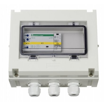 Victron Transfer Switch/ Omschakelautomaat 5kVA/230V