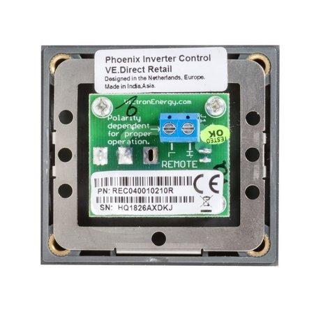 Victron Phoenix Inverter Control voor VE.Direct