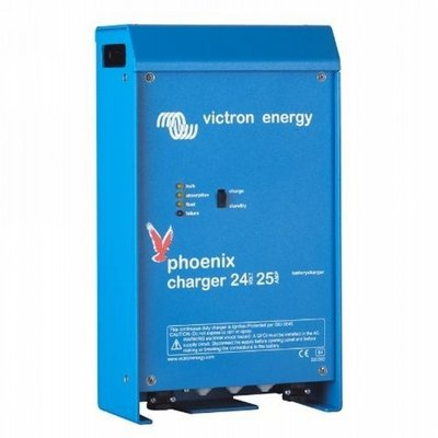 Victron Phoenix 24/25 (2+1) 90-265V AC