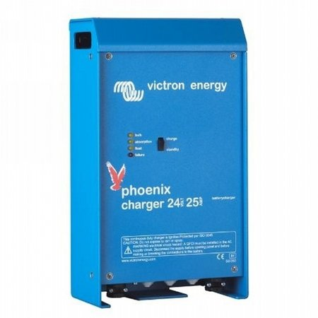Victron Phoenix charger 24/25 (2+1) 90-265V AC