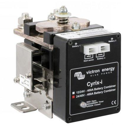 Victron Cyrix-i combiner relais 24/48V-400A