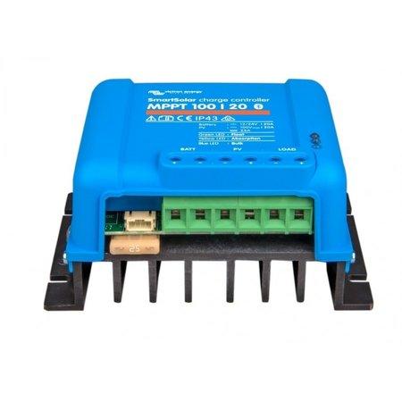 Victron SmartSolar MPPT 100/20 Solar Laadregelaar