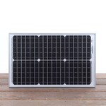 Zonnepanelen voor 12 volts  accu