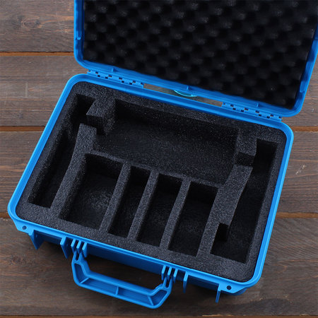 Victron Opbergkoffer/ Opberg case/ Draagkoffer voor acculader plus accessoires