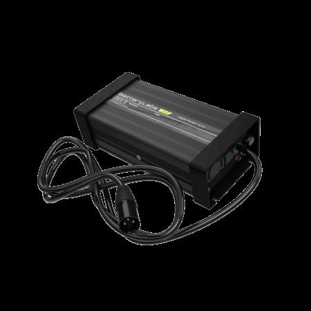 BatteryLabs MegaCharge LZ 12V 10A - XLR Stekker