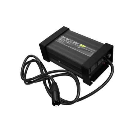 BatteryLabs MegaCharge LZ 36V 5A - XLR Stekker