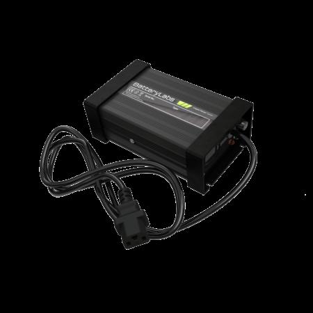 BatteryLabs MegaCharge LiFePO4 72V 6A - C13 stekker