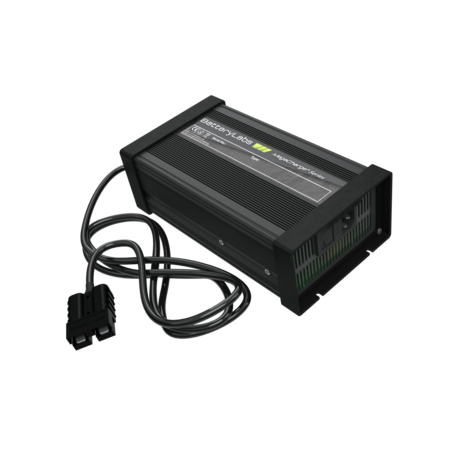 BatteryLabs MegaCharge Lithium-ion 48V 10A - SB50 stekker